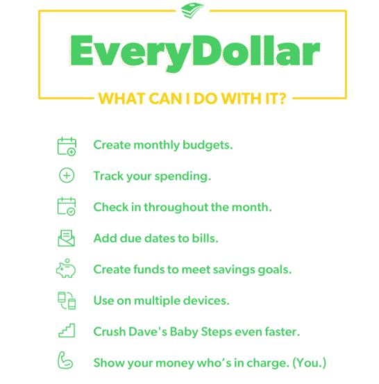 EveryDollar image